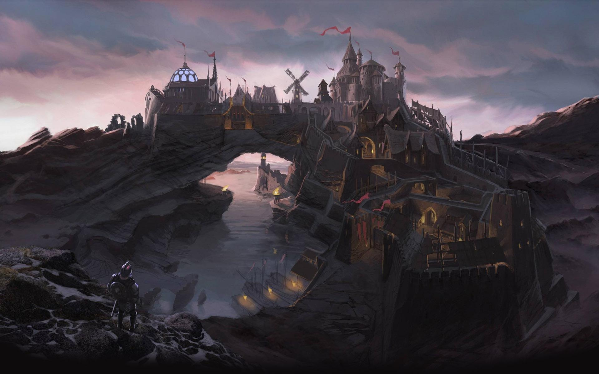 The Elder Scrolls V   Skyrim wallpaper 11151 1920x1200