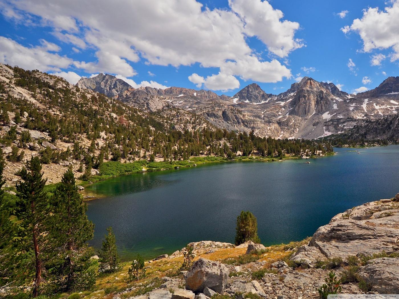 Kings Canyon National Park 4K HD Desktop Wallpaper for Wide 1400x1050