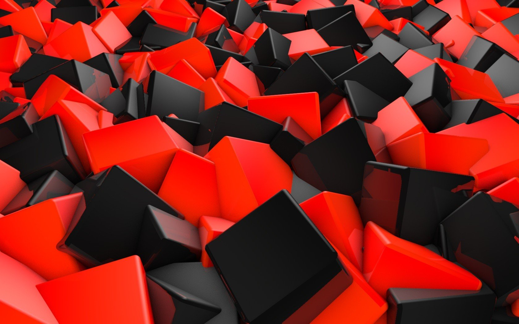 Black And Red Abstract Wallpaper 2628 Hd Wallpapers in Abstract 1680x1050