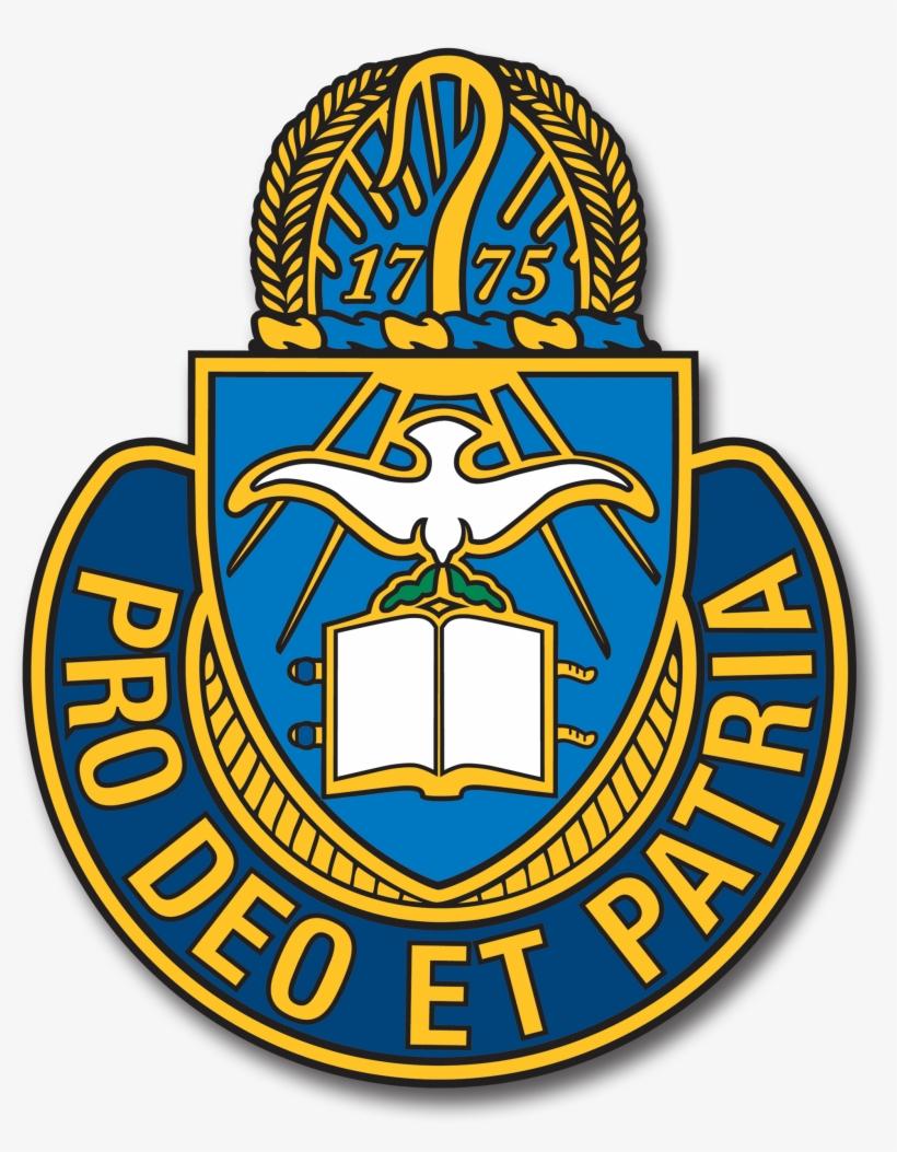 Current Chaplain Crest Color No Background   Us Army Chaplain 820x1053