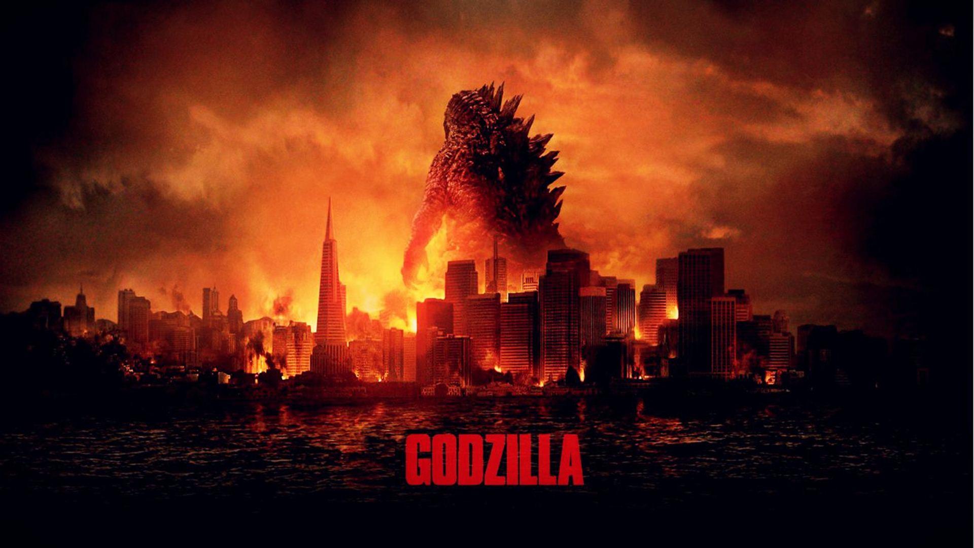 Godzilla Wallpapers 1920x1080