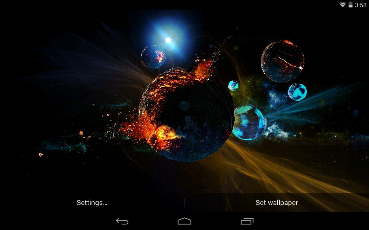 Deep Space Images Wallpaper - WallpaperSafari