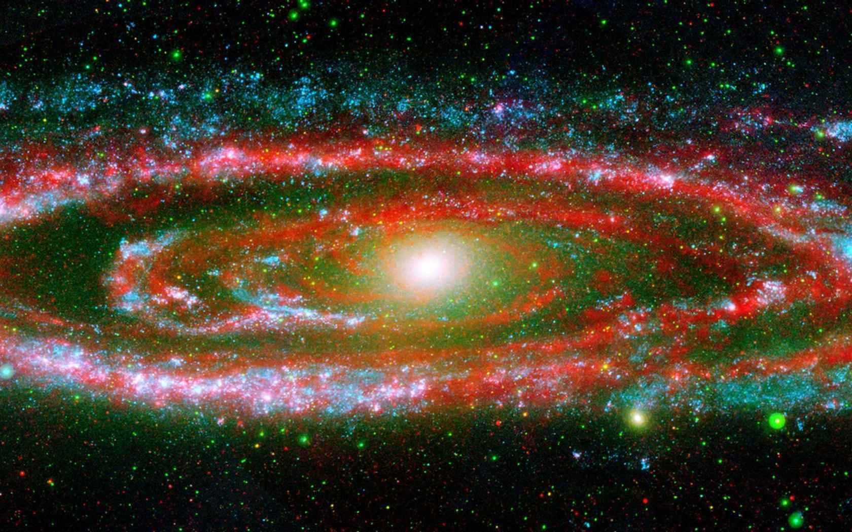 Andromeda Galaxy Wallpapers Best Wallpapers FanDownload 1680x1050