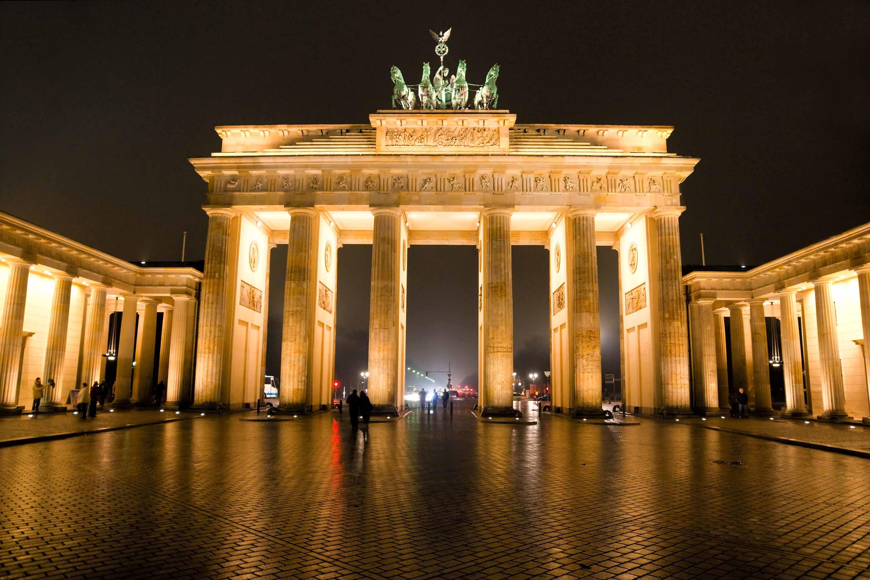 3840x2160 Brandenburg Gate Wallpapers 3000x2000