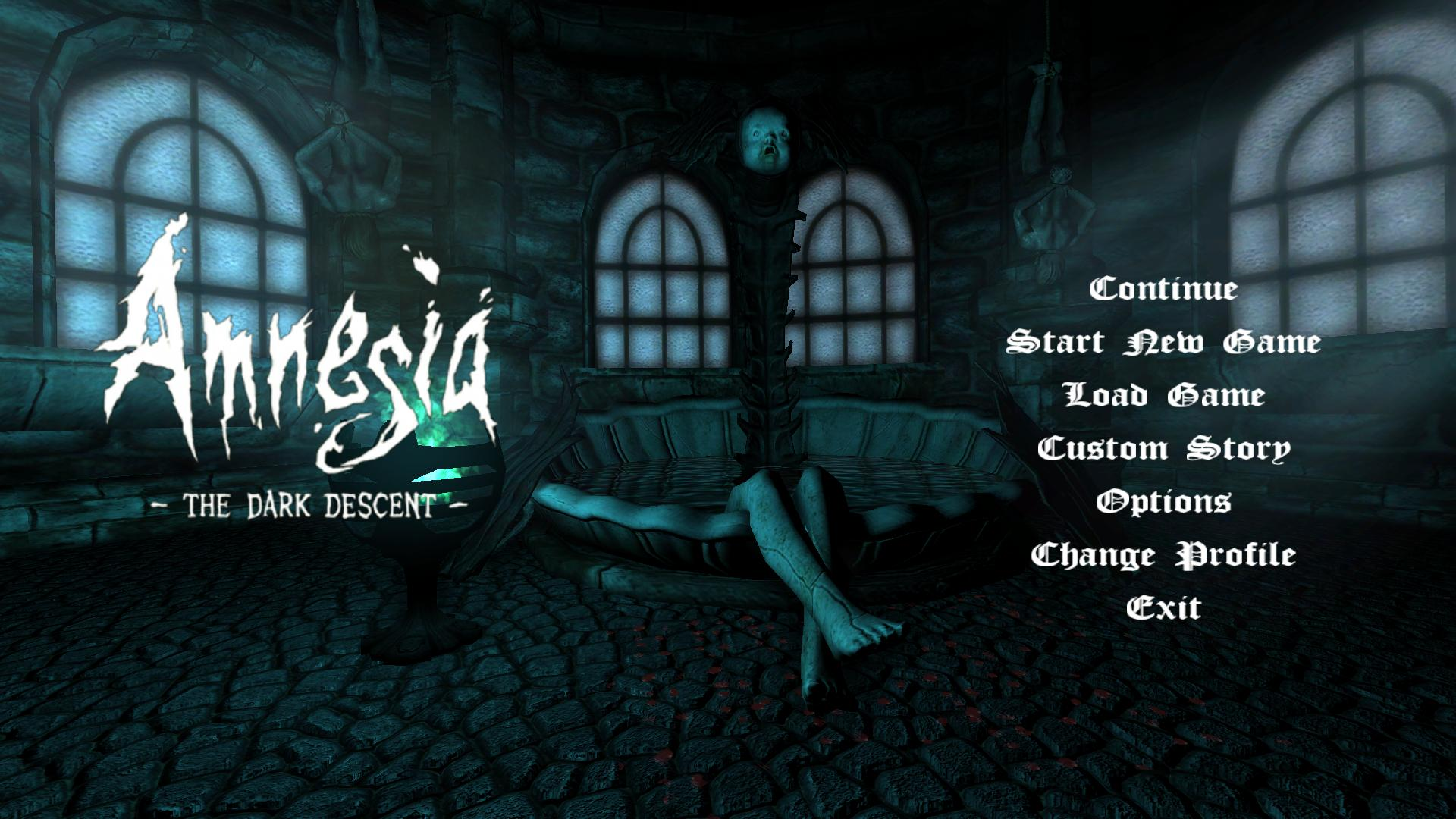 Custom Amnesia Menu Background addon   Amnesia The Dark Descent 1920x1080