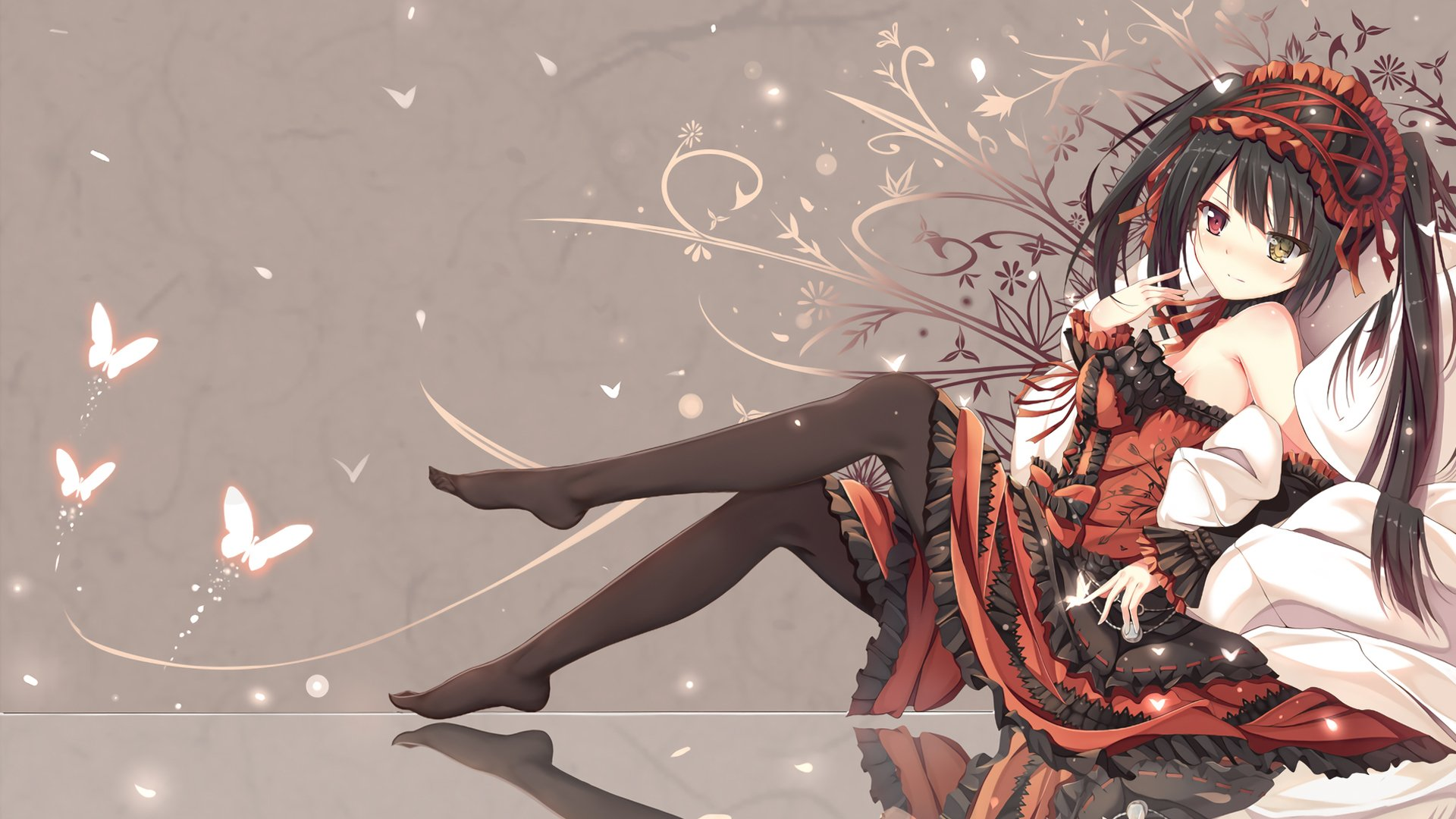537 Date A Live HD Wallpapers Background Images 1920x1080
