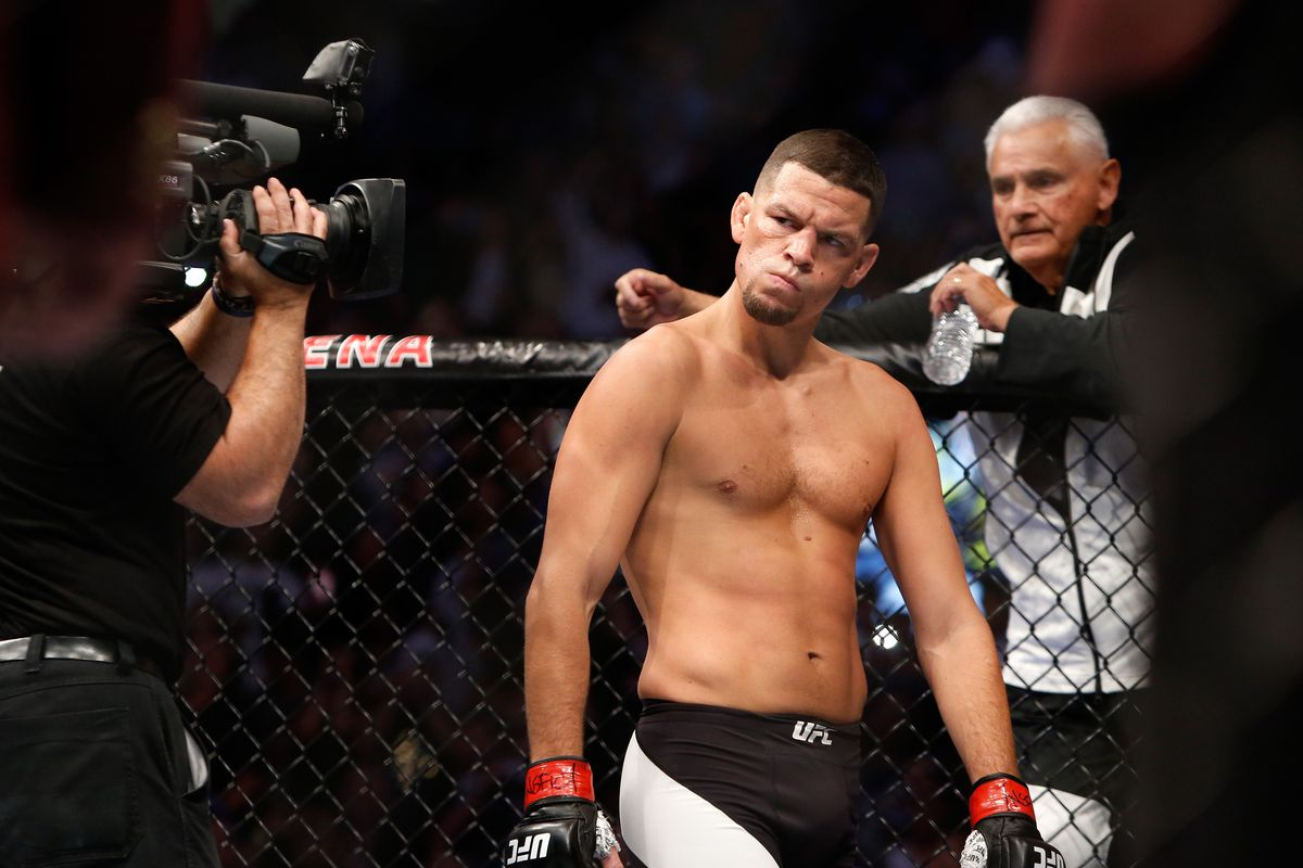 Report Nate Diaz in talks to return at UFC 227 in August   Bloody 1200x800
