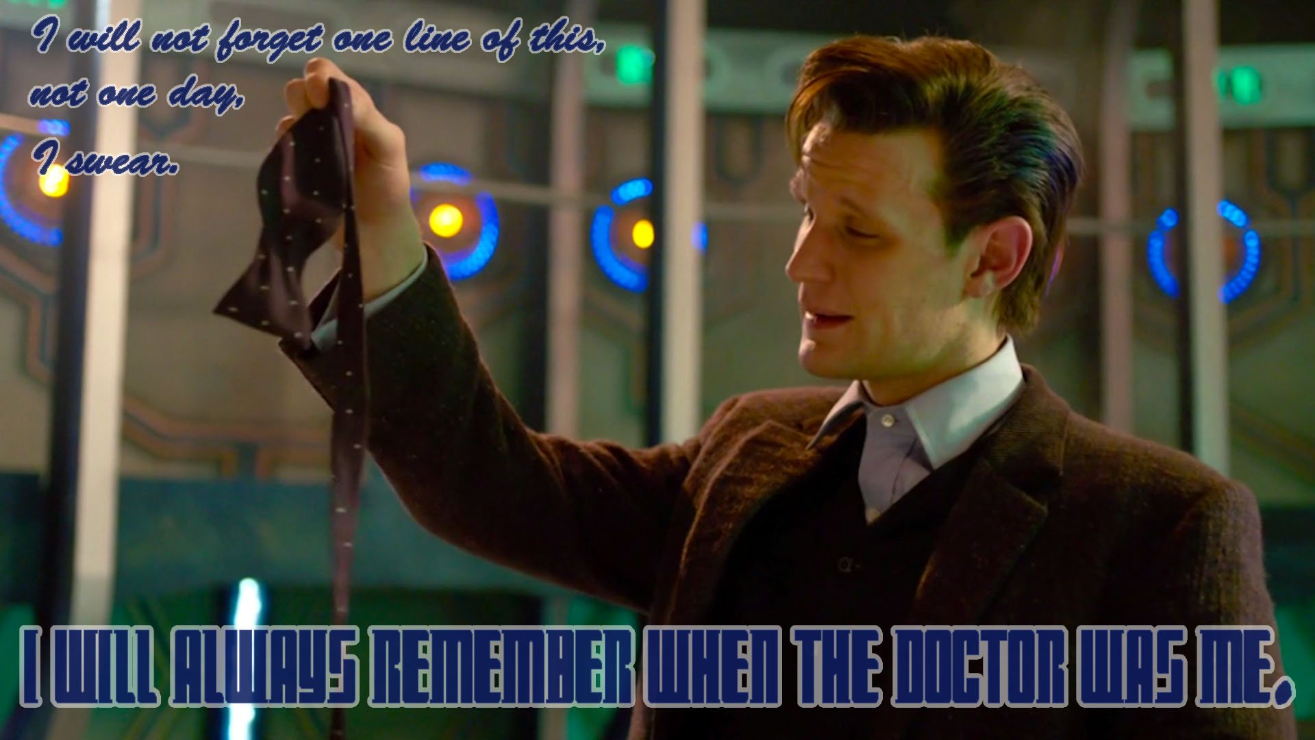 Pics Photos   Doctor Who Wallpaper Matt Smith 1920x1080