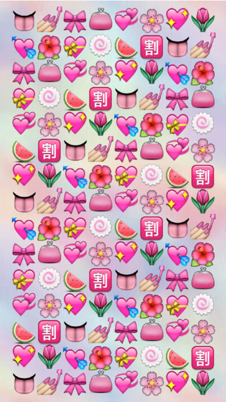 emoji iphone wallpaper   image 2642277 by saaabrina on Favimcom 442x784