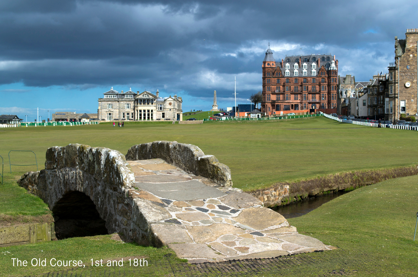 St Andrews Old Course Images The Experience St Andrews 1440x956