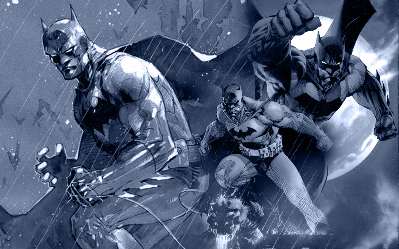 Batman HD desktop wallpaper Batman wallpapers 1680x1050