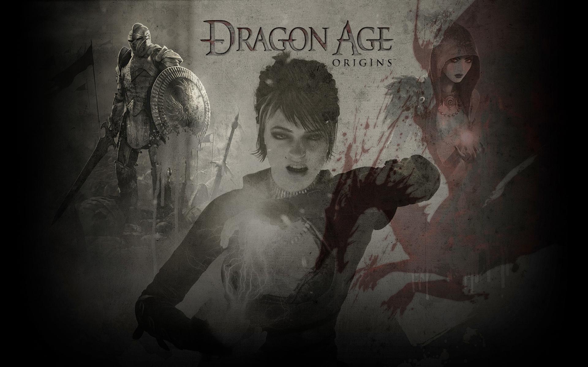 Dragon Age Origins Wallpaper By Lars Wortman Desktop 1920x1200