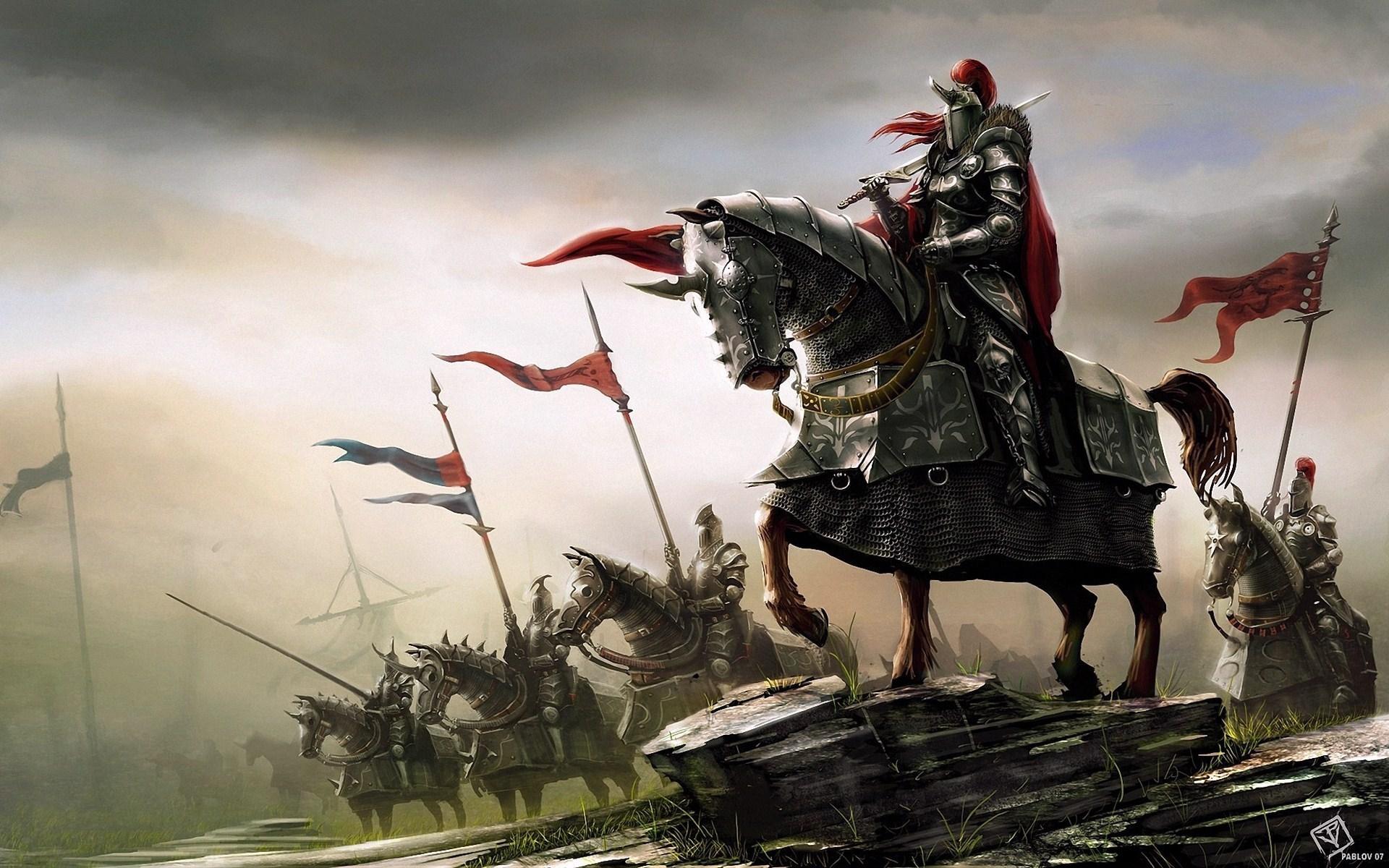Knights Warriors Horses 1920 x 1200 Download Close 1920x1200