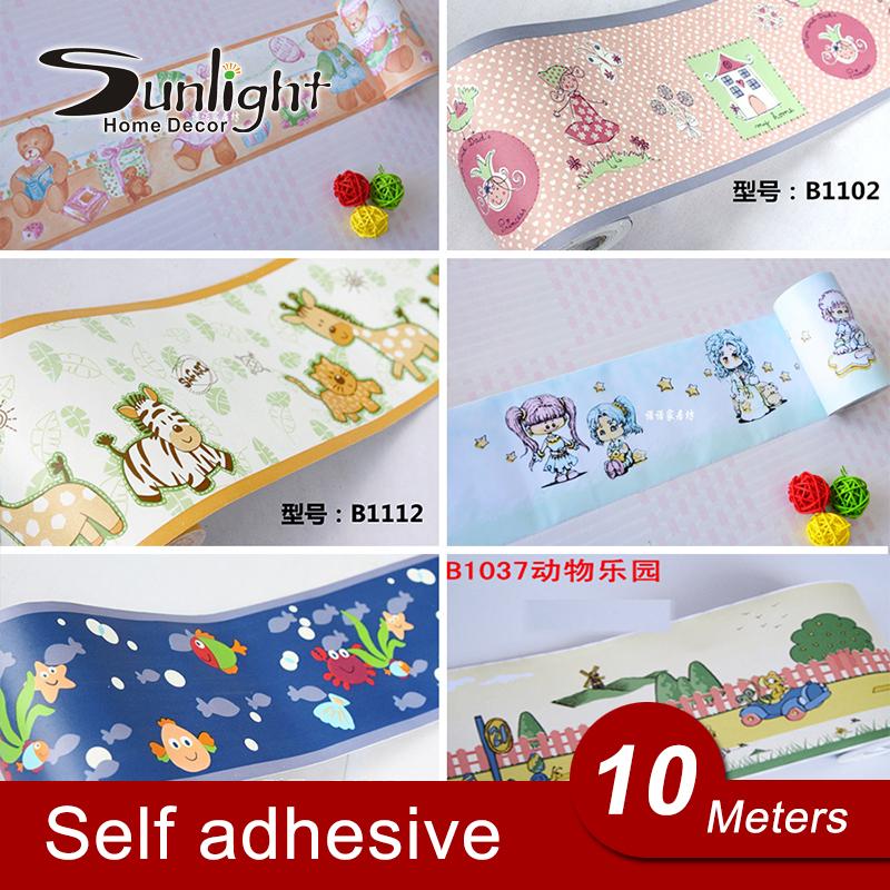 wallpaper borders kids rooms wallpapersafari