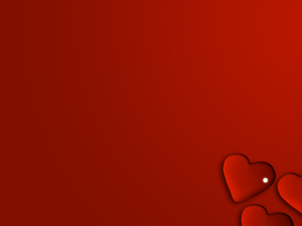Red Hearts HD Backgrounds Live HD Wallpaper HQ Pictures Images 1024x768