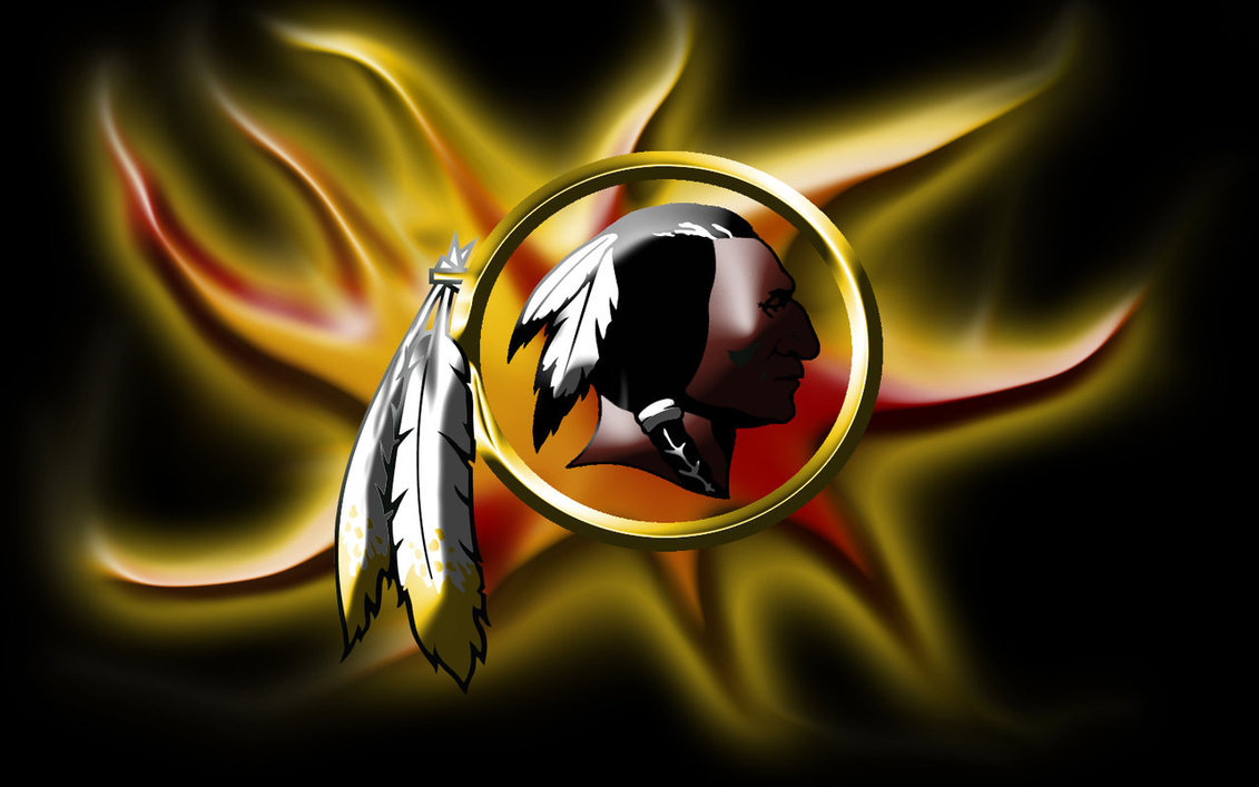 Washington Redskins by BlueHedgedarkAttack 1131x707