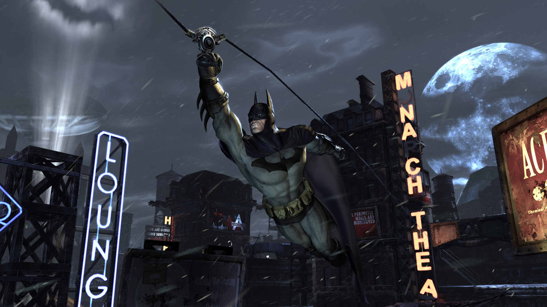 Batman Arkham City Ps3 wallpaper   627310 1920x1080