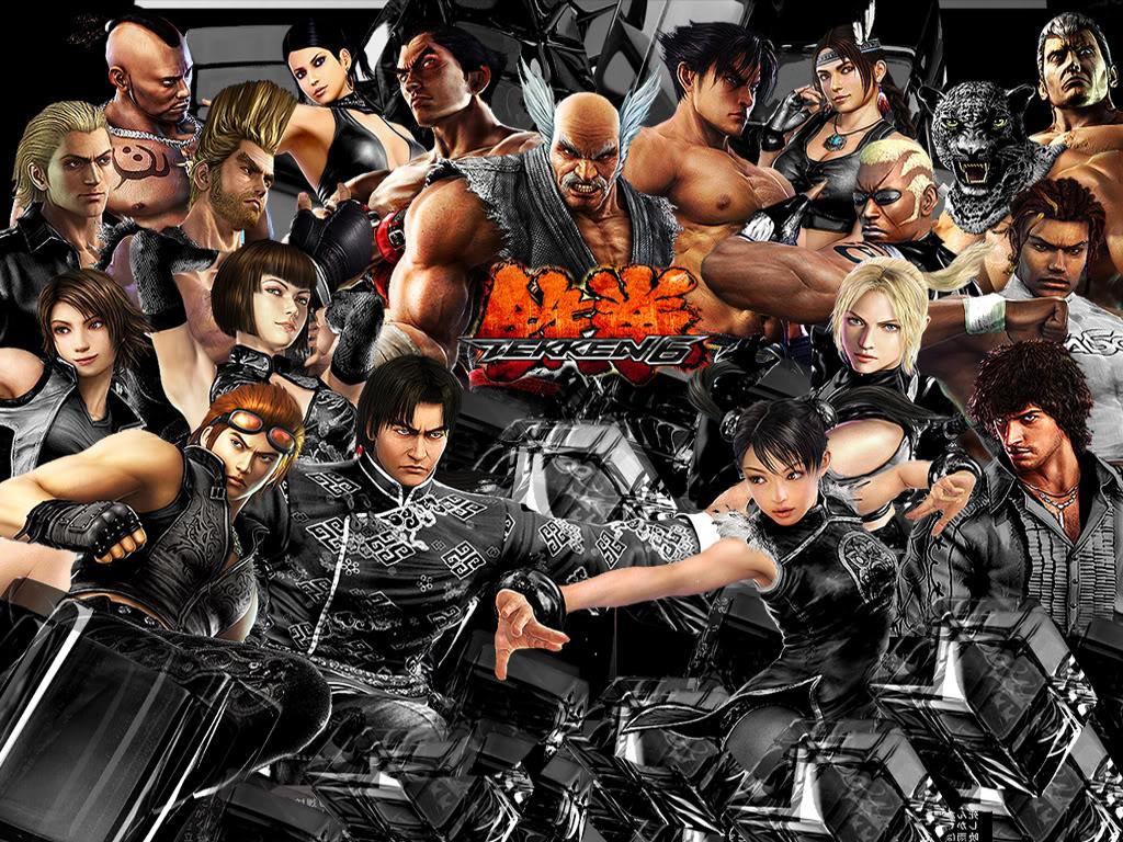 Tekken 6 wallpapers Tekken 6 background   Page 4 1024x768