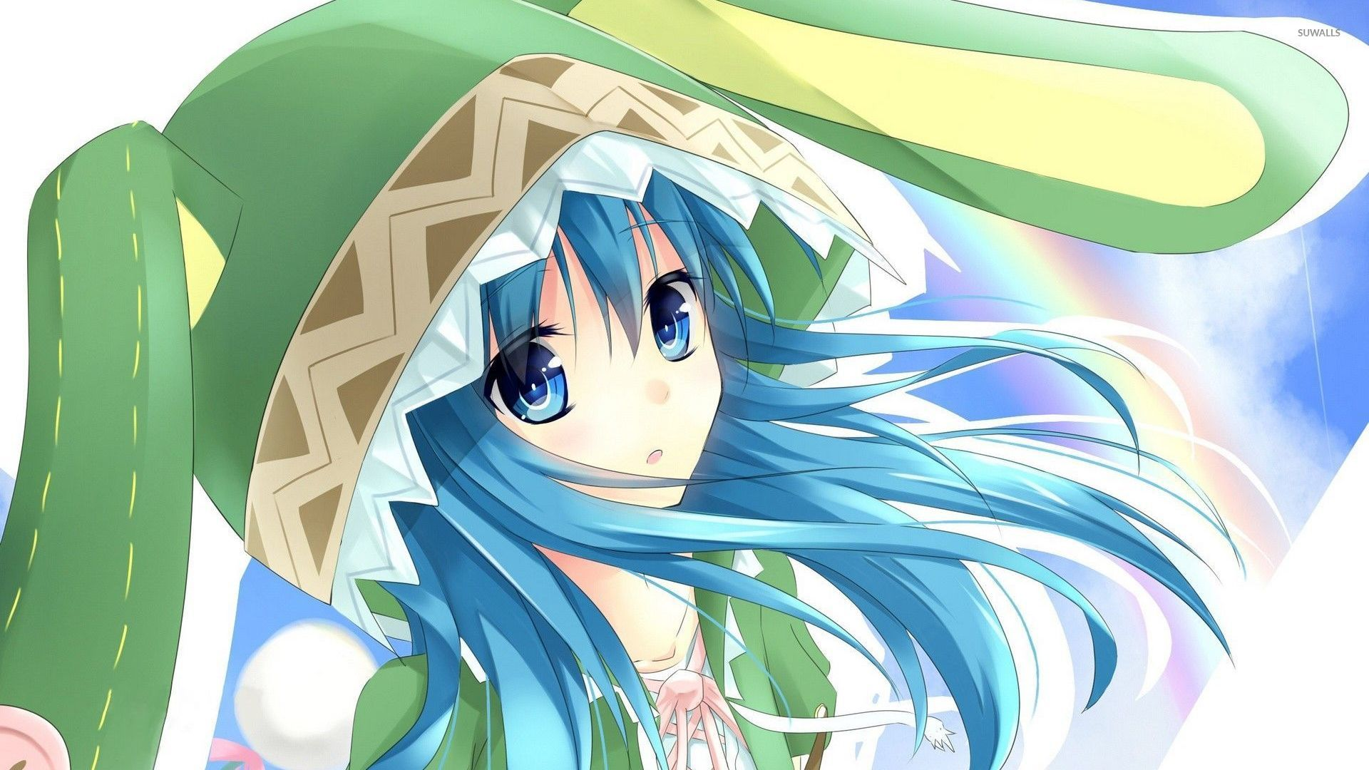 Yoshino Date A Live Wallpaper WallpaperSafari