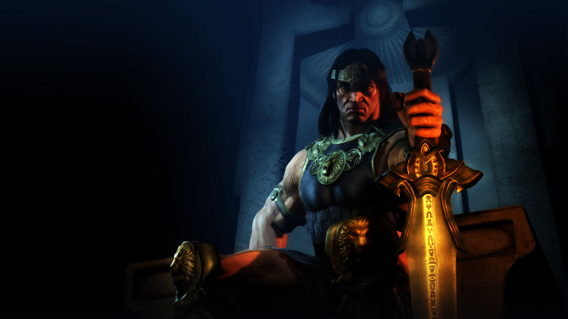 Age of Conan Wallpaper in 1920x1080 1920x1080