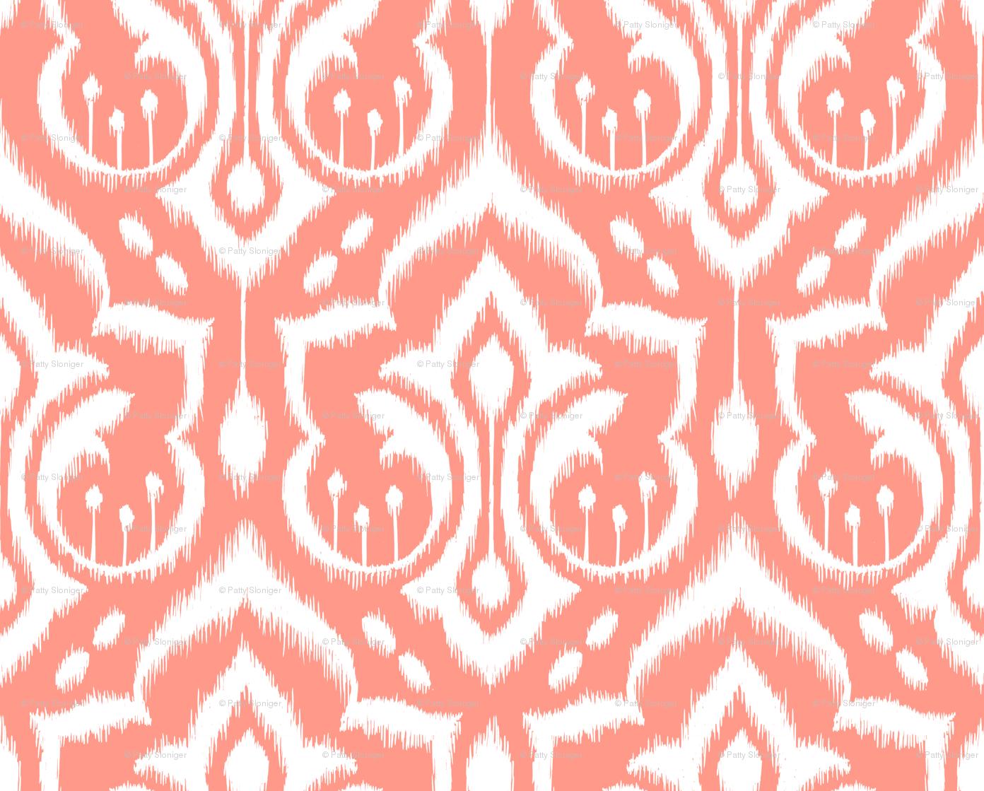 Coral Chevron Wallpaper Wallpapersafari HD Wallpapers Download Free Images Wallpaper [1000image.com]
