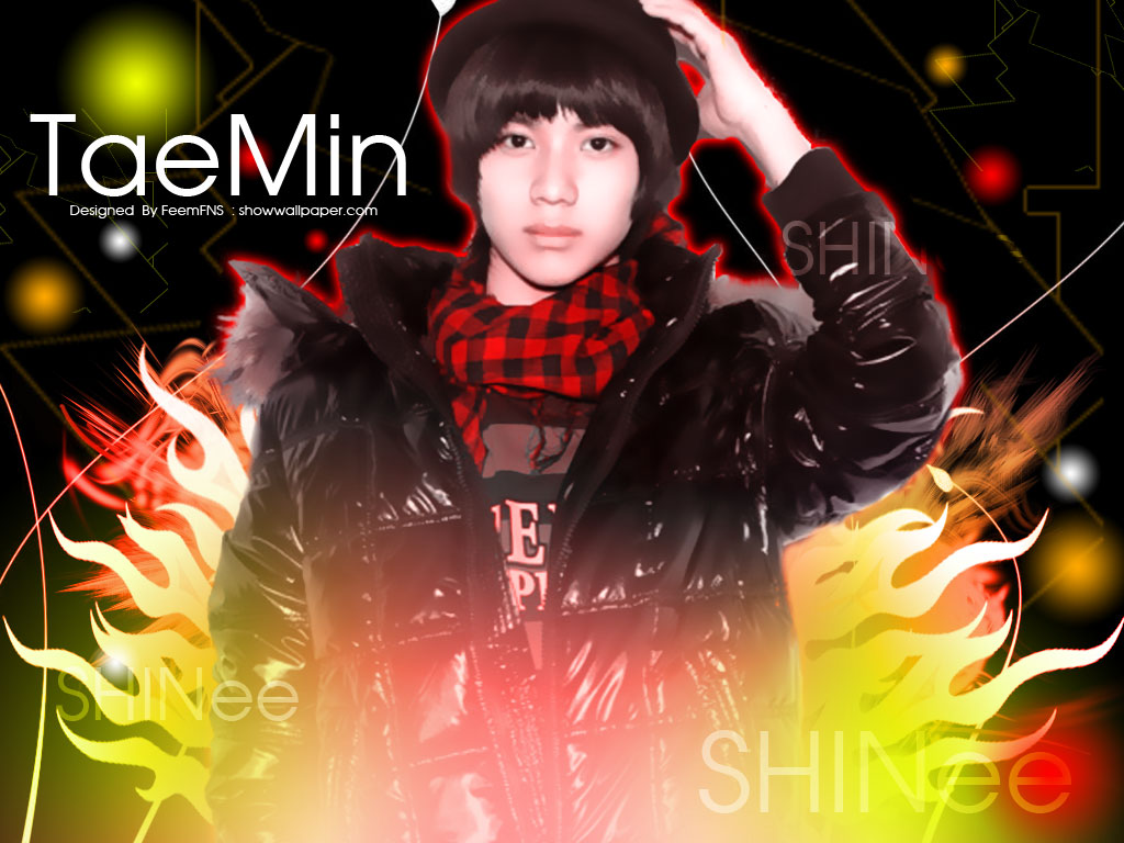 Taemin Wallpaper   Lee Taemin Wallpaper 36055364 1024x768