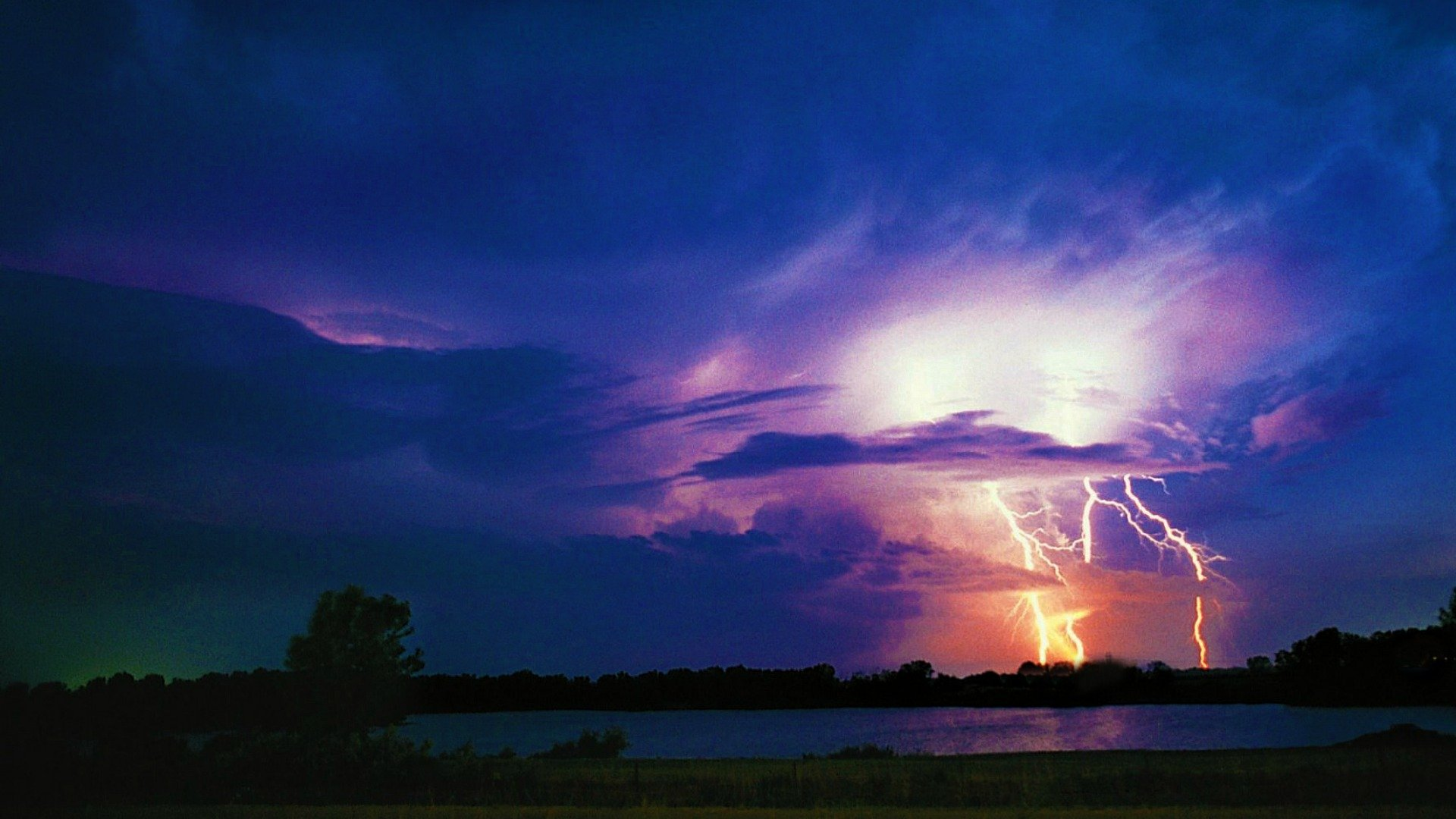 Thunderstorm Backgrounds Related Keywords amp Suggestions 1920x1080