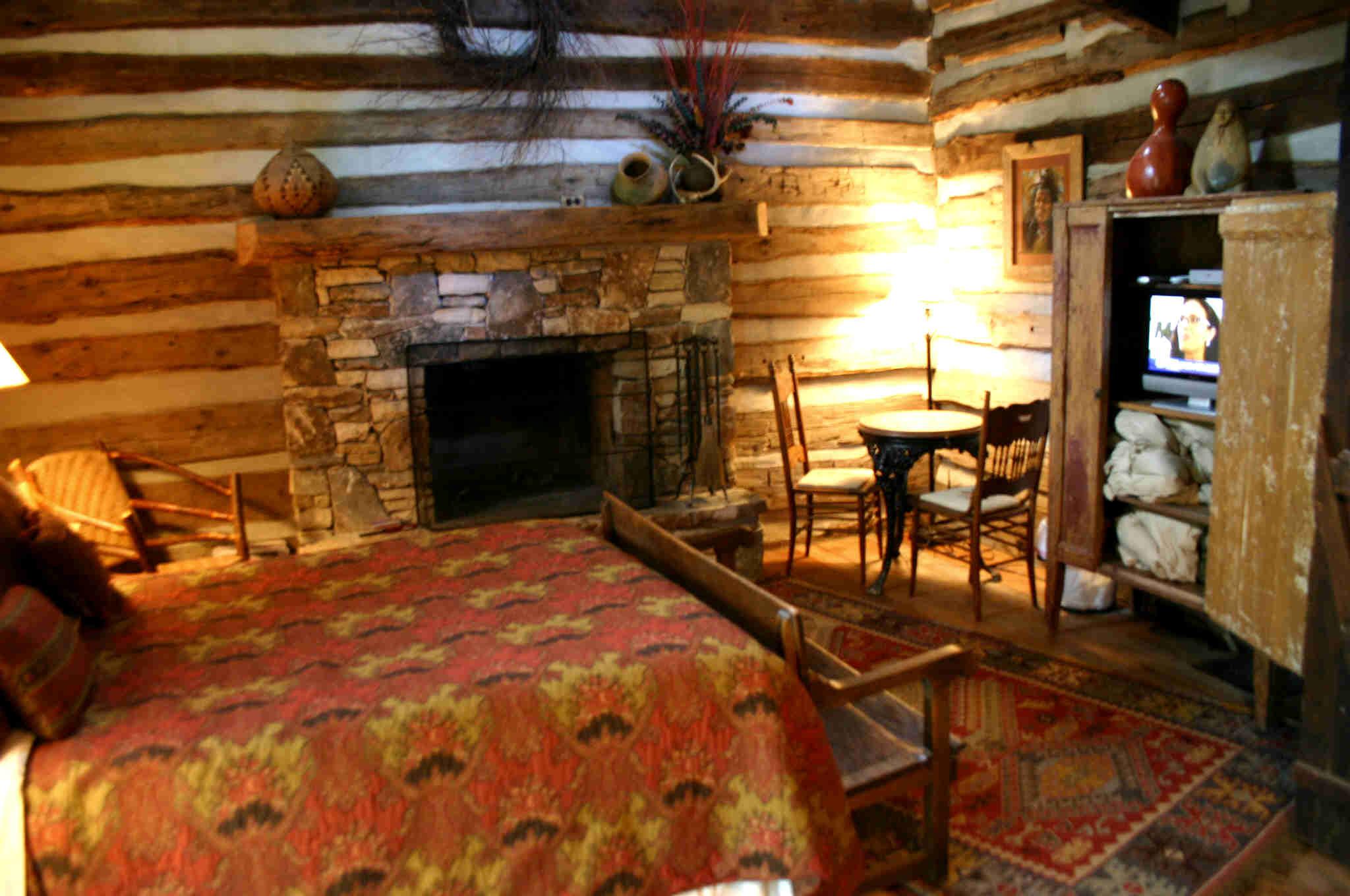 Free download Rustic Log Cabin Decorating Ideas via ...