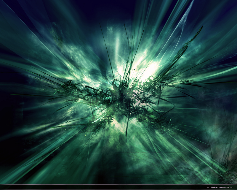 Abstract wallpaper by Senthrax 800x640