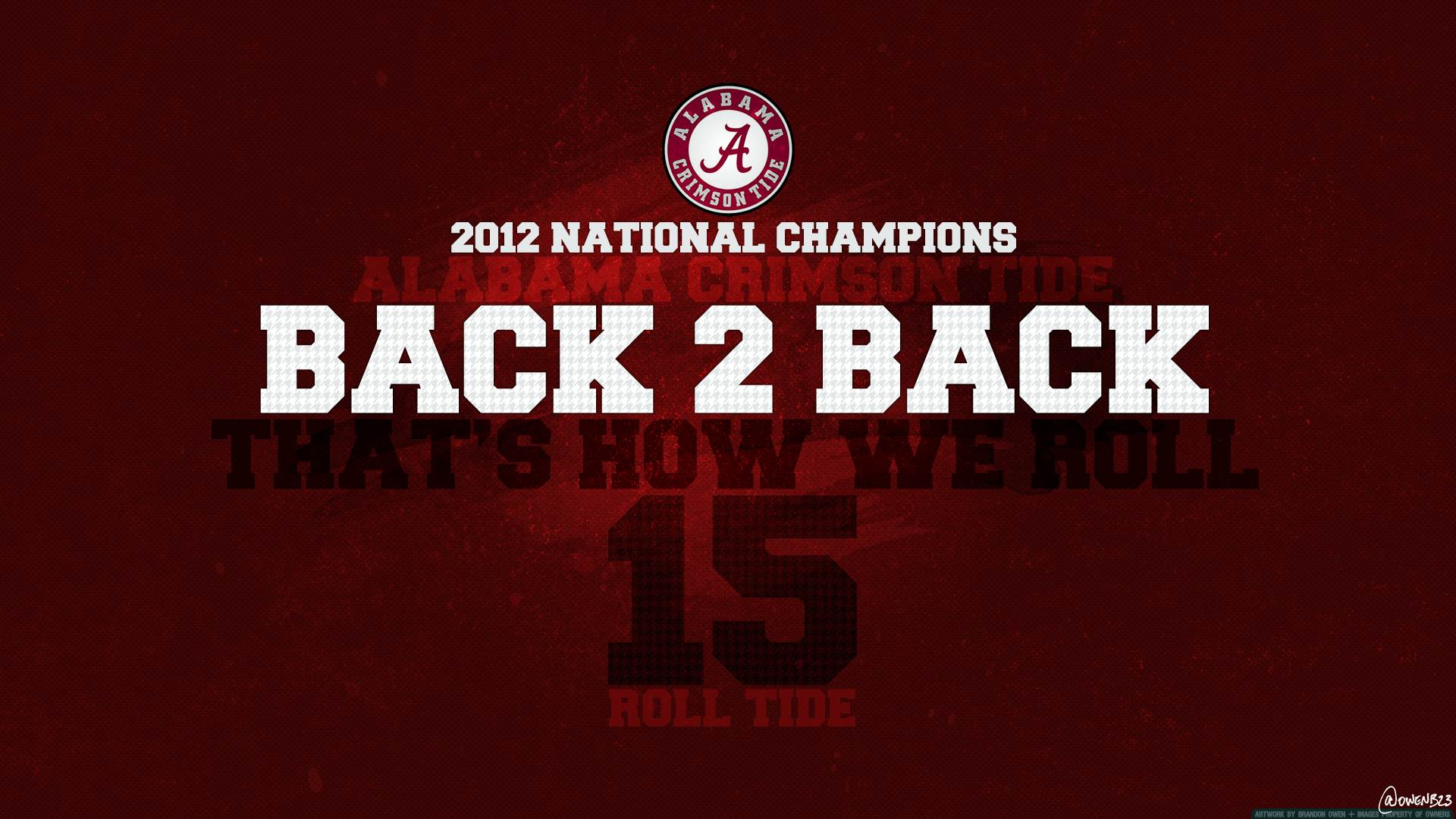 Alabama Crimson Tide Wallpapers 1920x1080