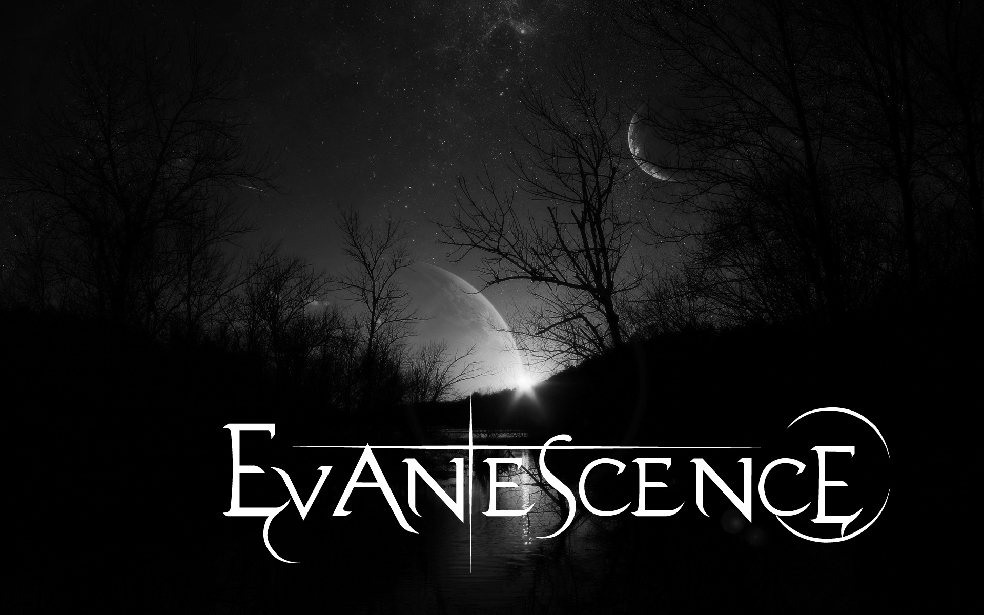 Evanescence Wallpaper by RisenDave 1920x1200