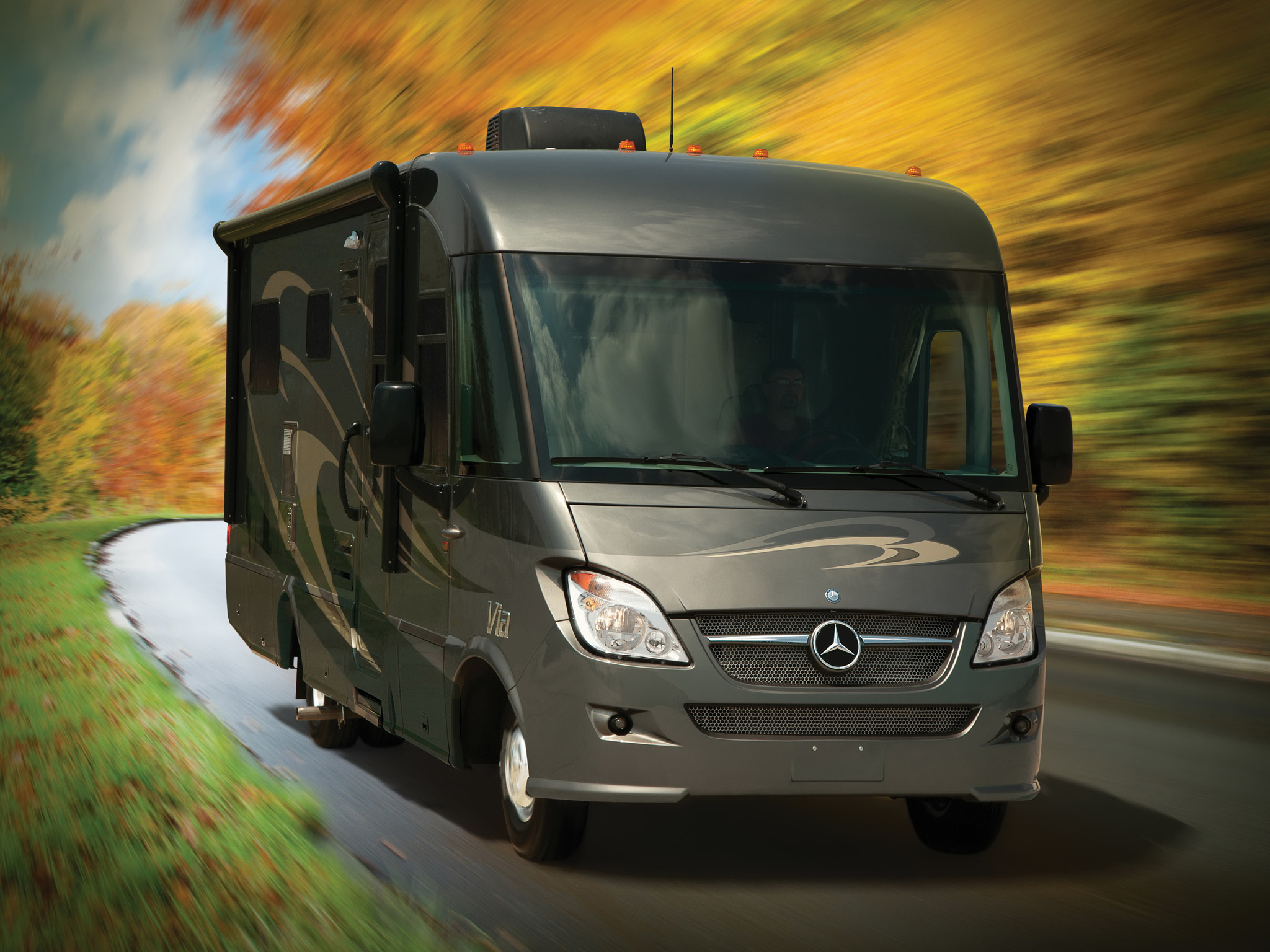 Wallpaper For Motorhomes