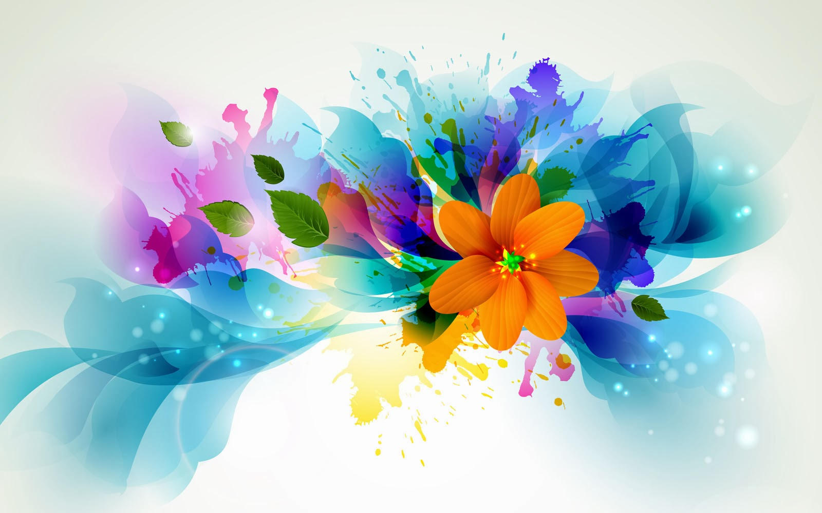 49 3d Flower Wallpaper On Wallpapersafari