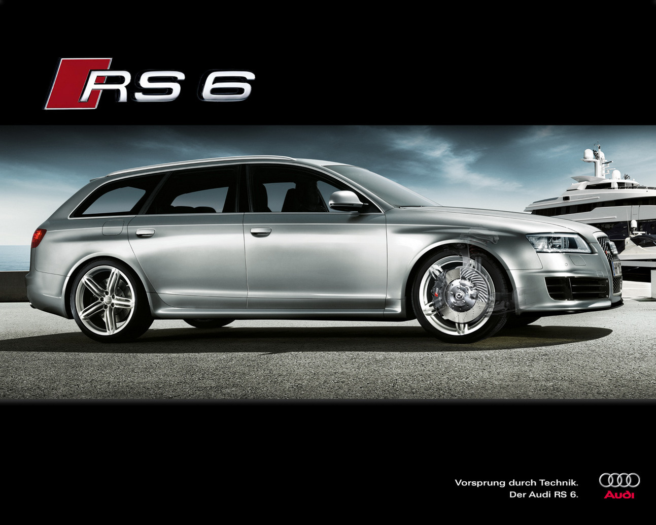 Free Download Audi Rs6 Avant Cars Wallpaper Gallery
