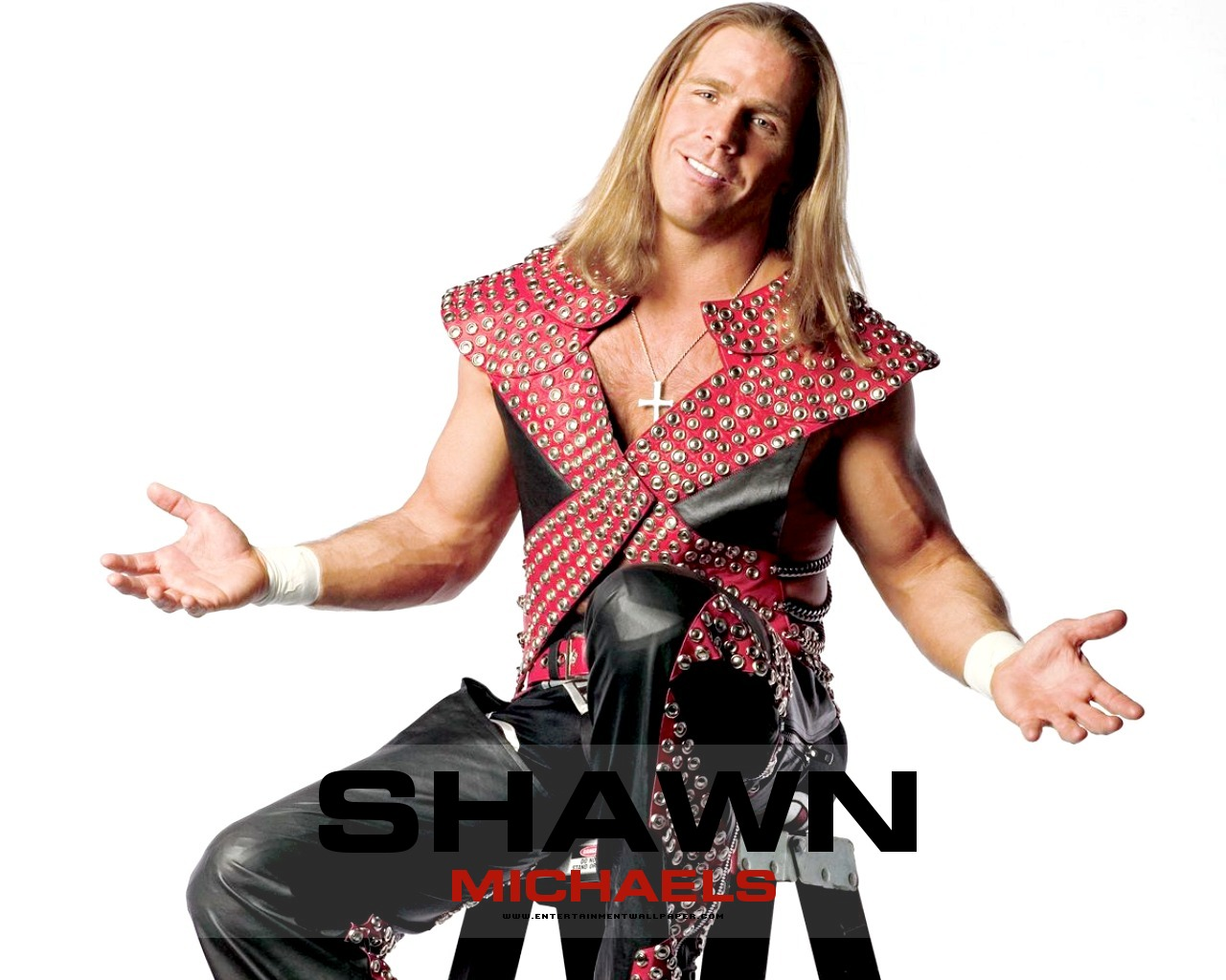 WWE WALLPAPERS Shawn Michaels Shawn Michaels Wallpapers Shawn 1280x1024