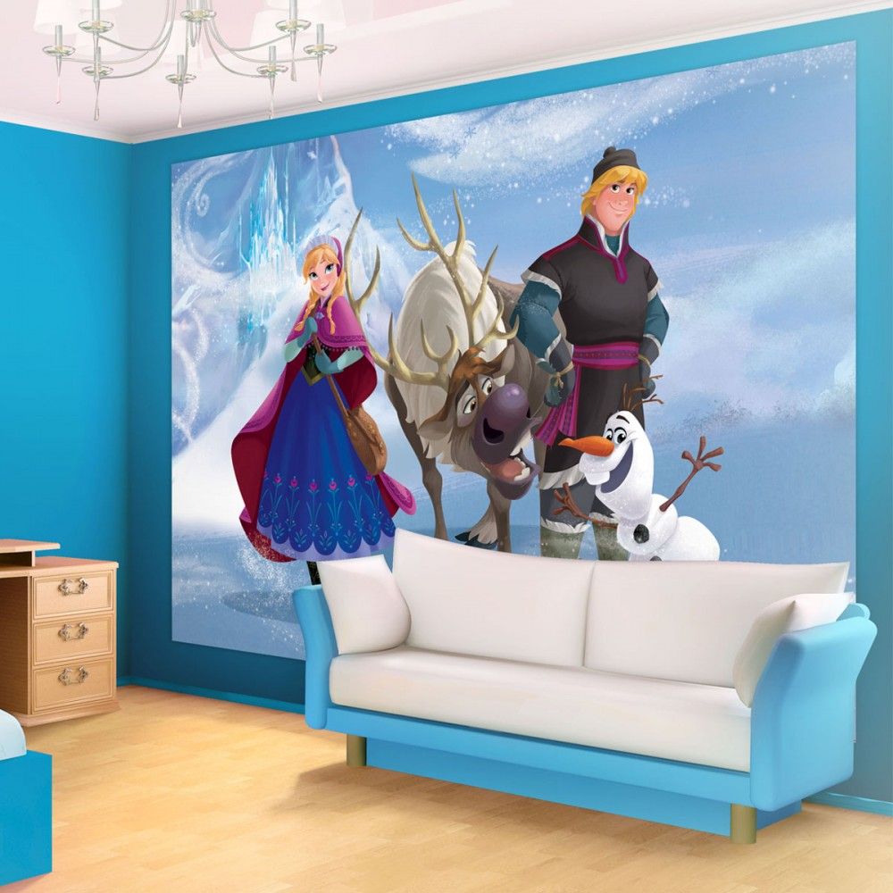 Disney frozen bedroom ideas - Disney Frozen Wallpaper For Bedroom Memsaheb Net