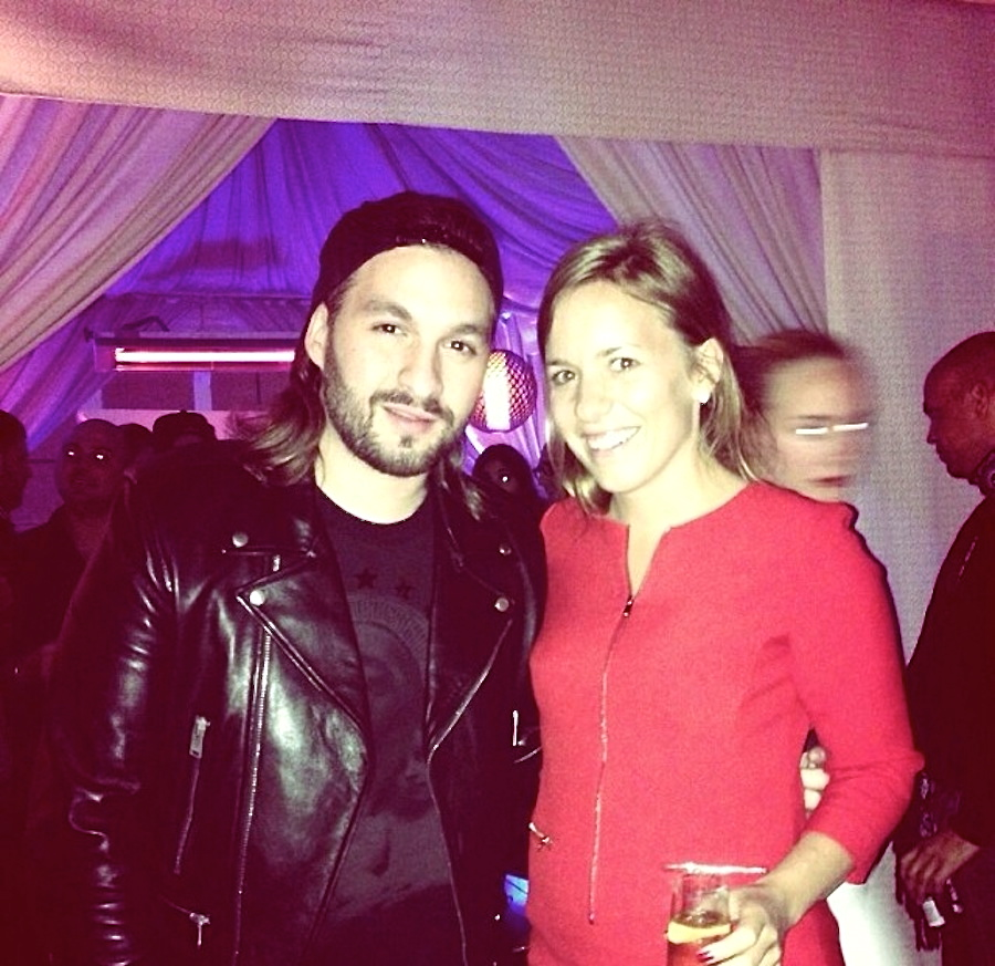 Steve Angello Wife Images Crazy Gallery 900x873