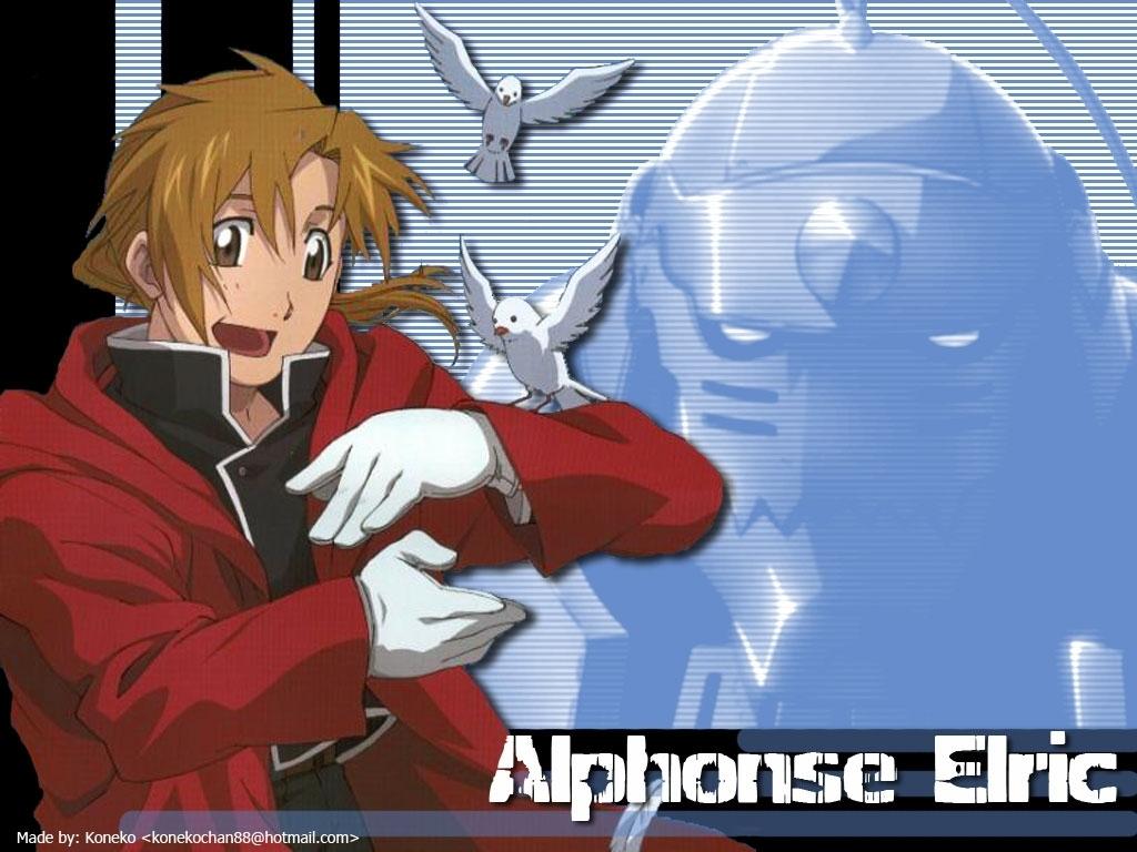 alphonse wallpaper   Alphonse Elric Wallpaper 10567986 1024x768