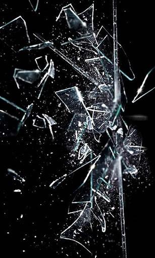 307x512px Cracked Phone Screen Wallpaper Wallpapersafari
