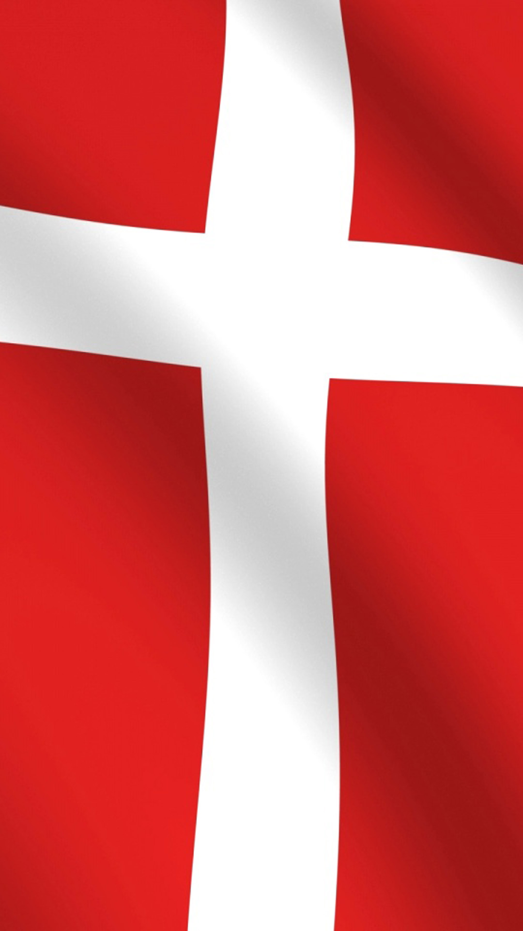 Denmark flag HD Wallpaper iPhone 6 plus   wallpapersmobilenet 1080x1920
