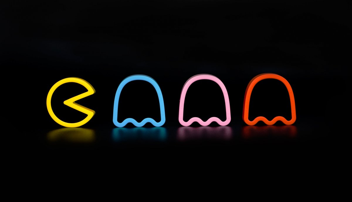 Google themes pacman - Pac Man Cookie Cutters 1980s Arcade Influenced Home Baking