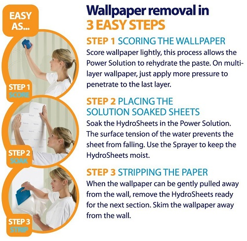 The Best and Easiest Way to Remove Wallpaper   WallpaperWood 500x487
