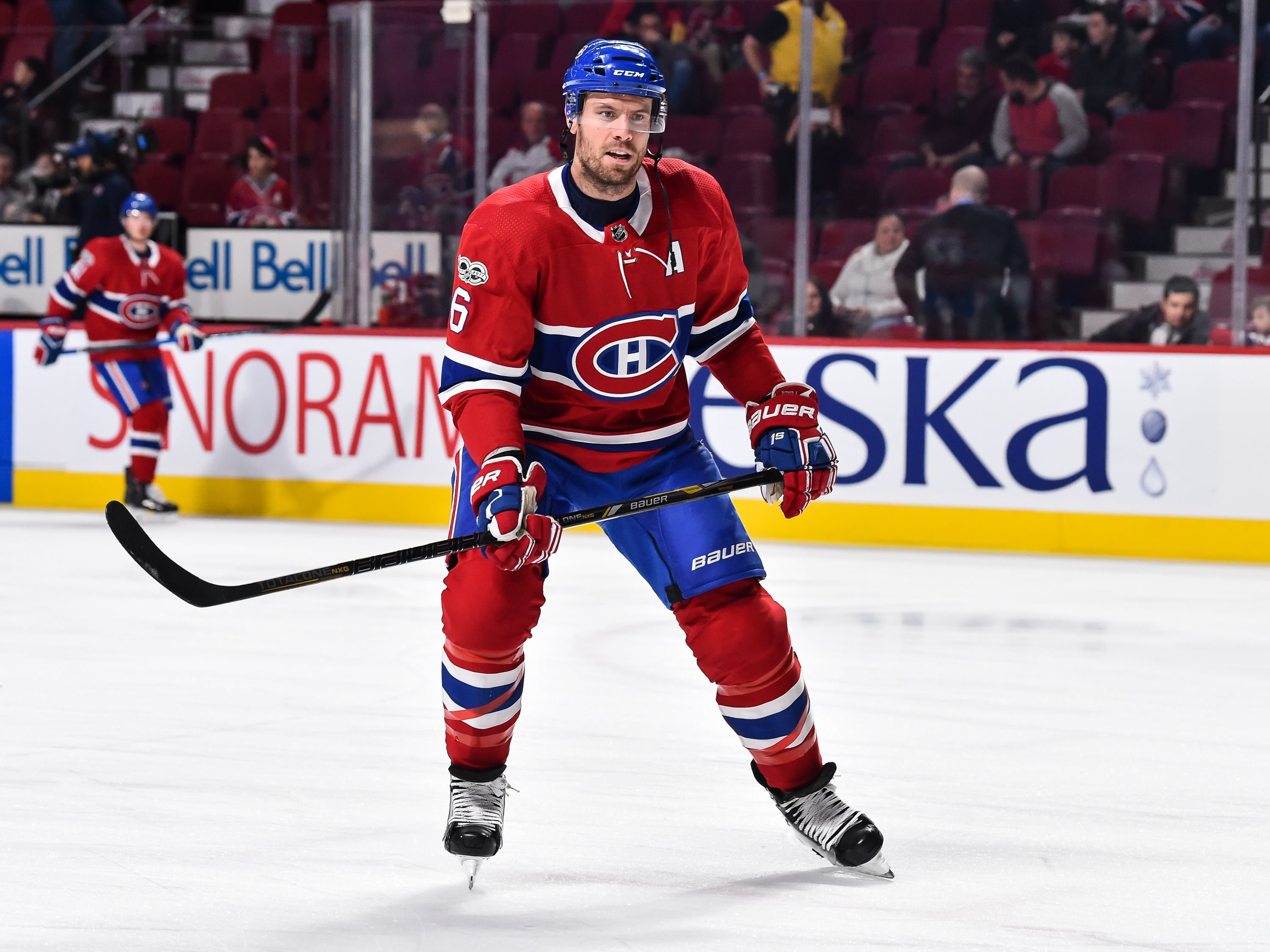 Montreal Canadiens Shea Weber returns to the ice 3000x2250