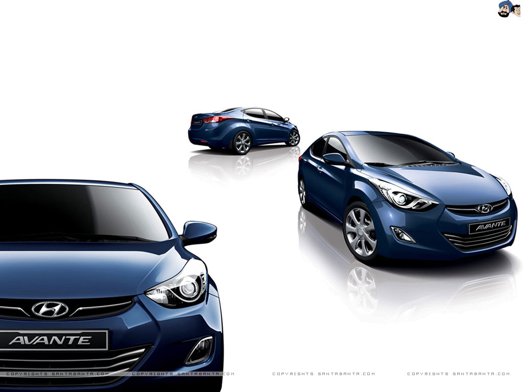 Hyundai Wallpaper 4 1024x768