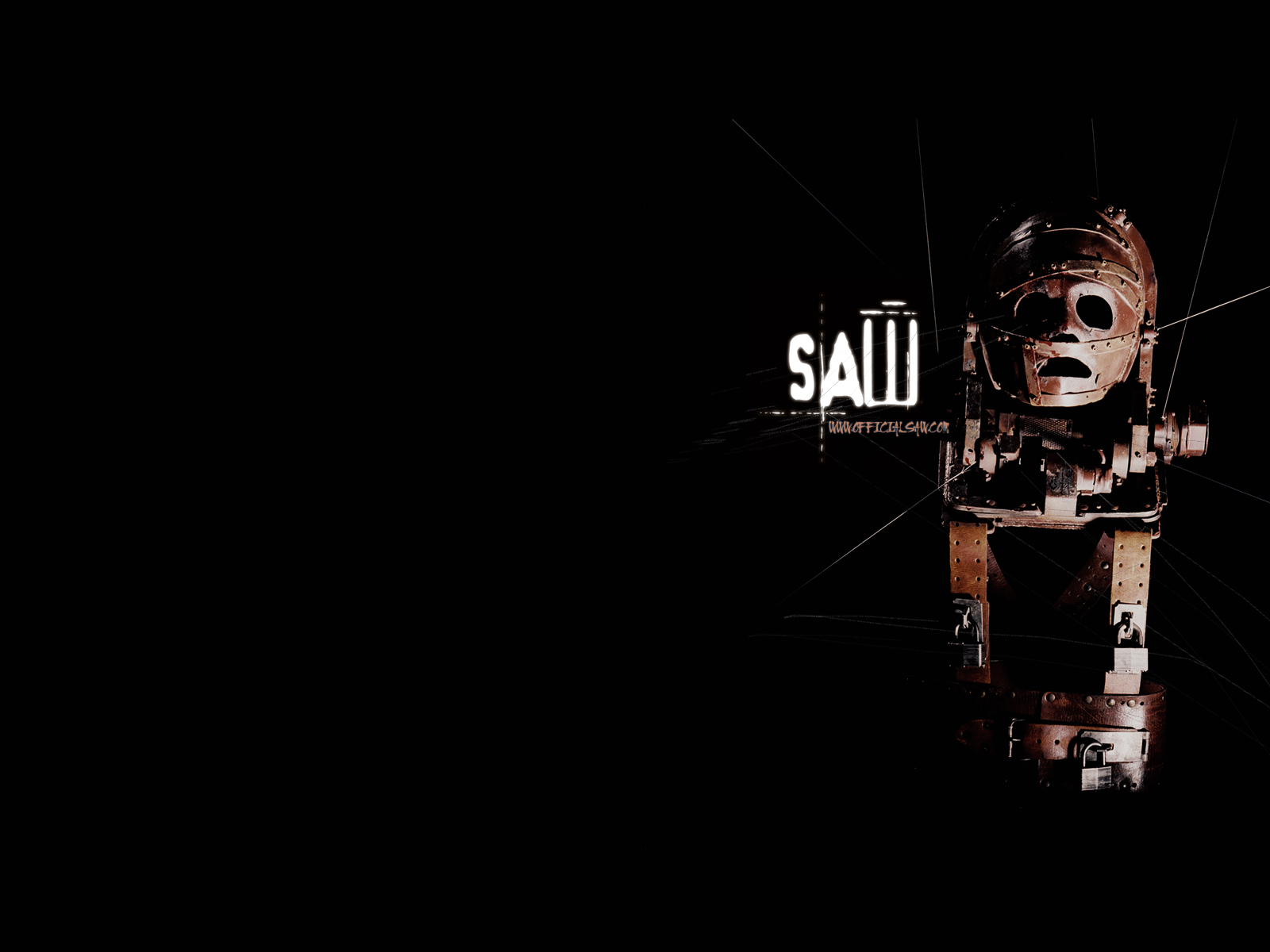 Saw Wallpaper   Horror Movies Wallpaper 8767324 1600x1200