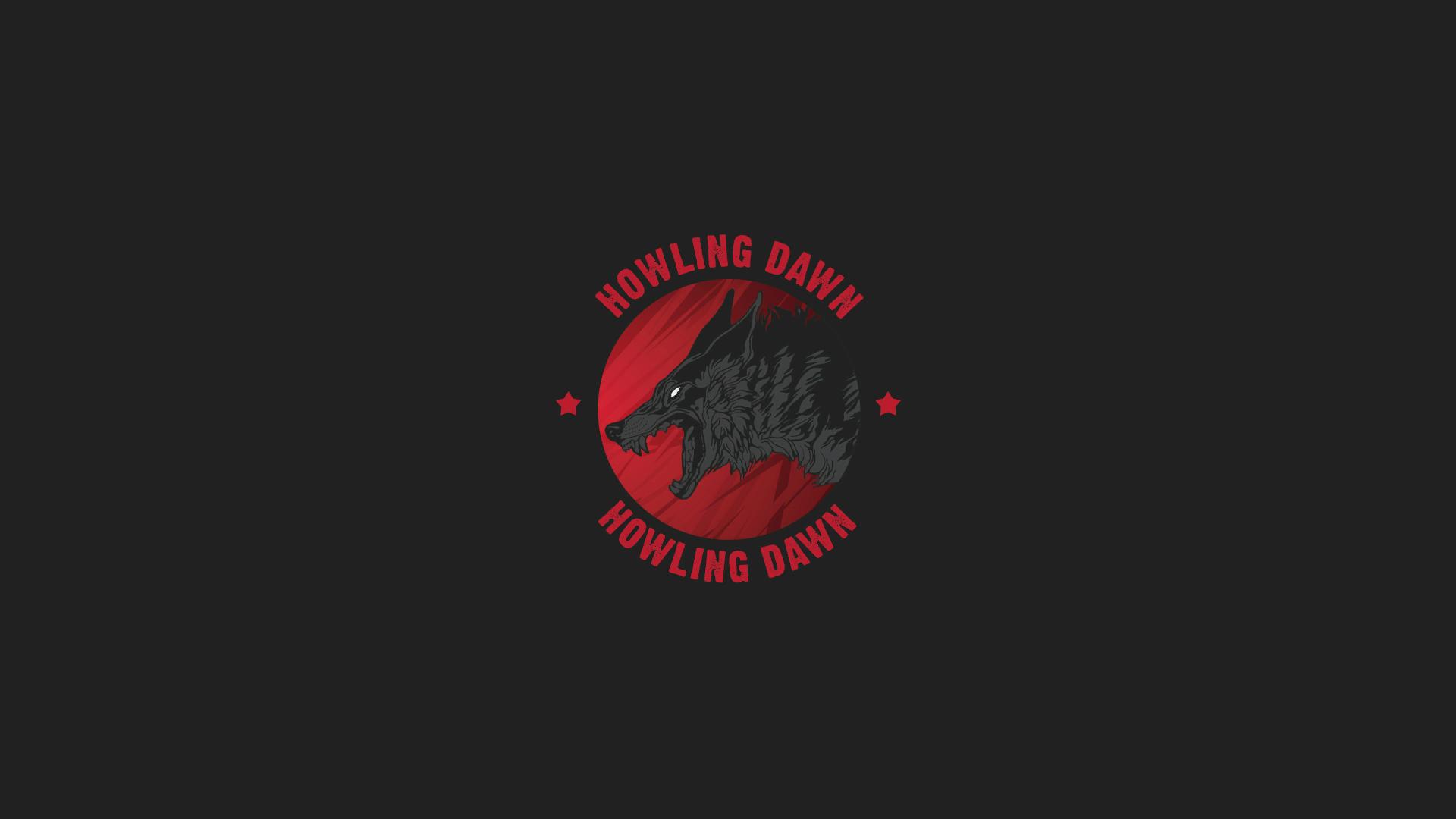 Howling Dawn simple wallpaper   Imgur 1920x1080