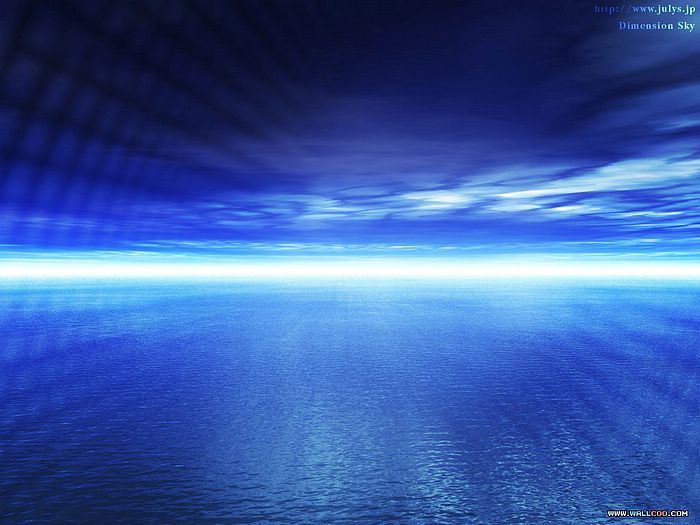 Abstract blue wallpapers vol2Abstract blue   Abstract CG wallpaper 700x525