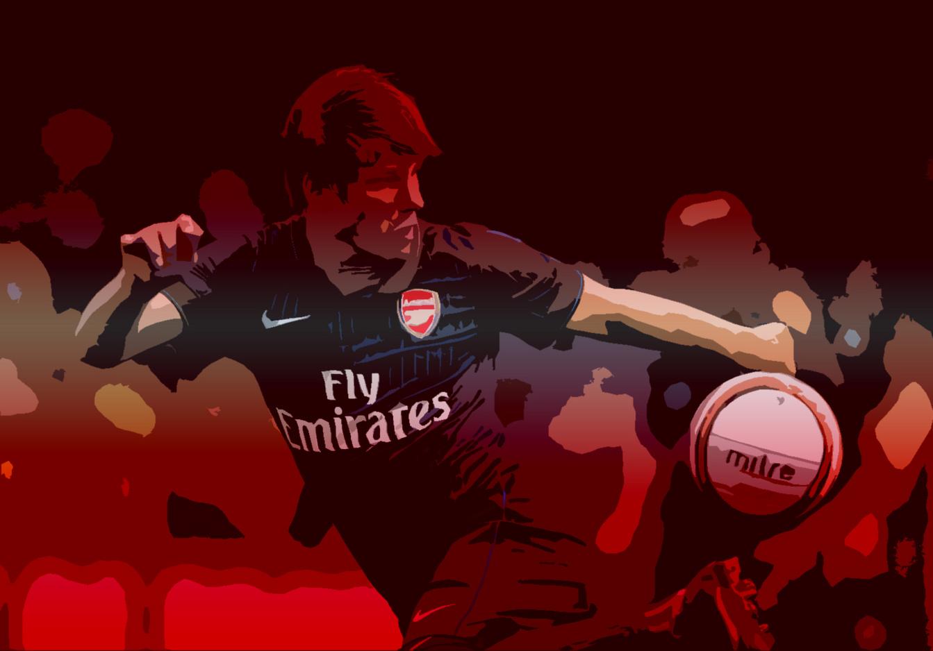 Andrey Arshavin 720p Wallpaper   Football Wallpaper HD Football 1343x938