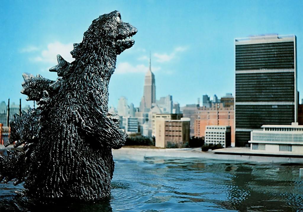 Godzilla Movie HD Wallpaper Animation Wallpapers 1024x718