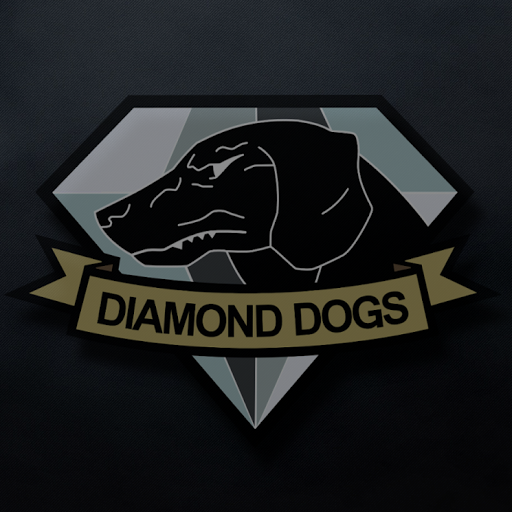 diamond dogs pmc wallpaper  metal gear solid v  by messersandman 512x512
